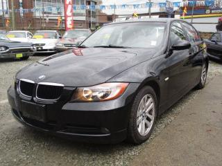 Used 2008 BMW 3 Series 323i for sale in Abbotsford, BC