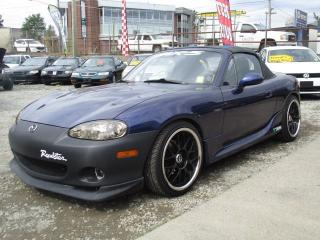 Used 2004 Mazda Miata MX-5 GX for sale in Abbotsford, BC
