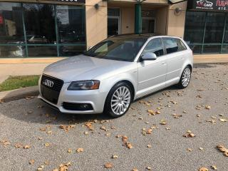 Used 2009 Audi A3 S-Line**Quattro**Pano Roof**Leather** for sale in North York, ON