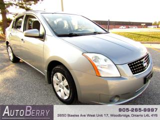 Used 2009 Nissan Sentra 2.0L - FWD for sale in Woodbridge, ON
