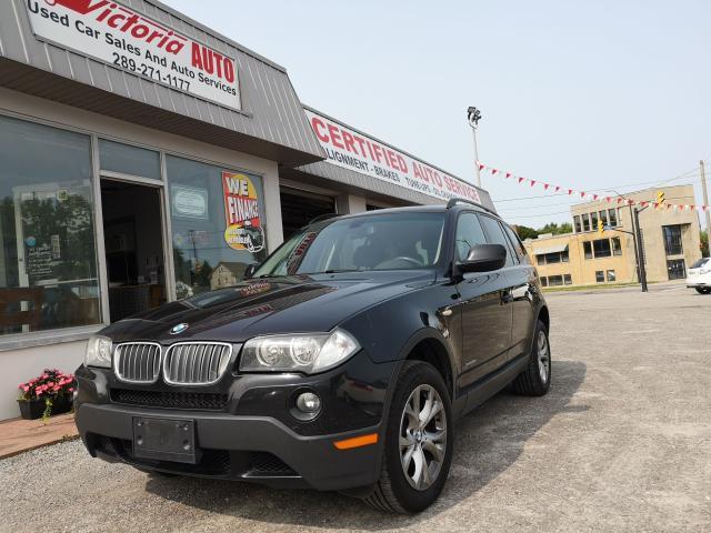 2010 BMW X3 28i