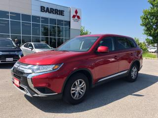 Used 2019 Mitsubishi Outlander ES for sale in Barrie, ON