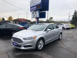Used 2016 Ford Fusion SE for sale in Brantford, ON