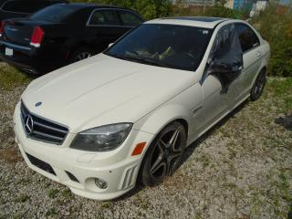 Used 2010 Mercedes-Benz C-Class C63 AMG for sale in Toronto, ON