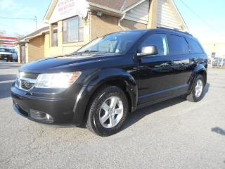 Used 2010 Dodge Journey SE 2.4L FWD 5Passenger Certified ONLY 116,000Km for sale in Rexdale, ON