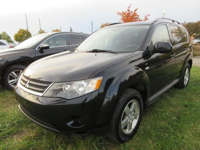 2009 Mitsubishi Outlander SE 4WD NO CREDIT WE FINANCE