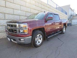 Used 2015 Chevrolet Silverado 1500 LT for sale in Fredericton, NB