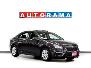 Used 2015 Chevrolet Cruze LT BACKUP CAMERA HEATED SEATS for sale in Toronto, ON