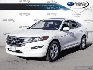 Used 2011 Honda Accord Crosstour EX-L w/Navi for sale in Dieppe, NB