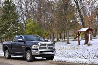 Used 2017 RAM 3500 Laramie for sale in Estevan, SK