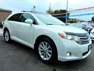 Used 2011 Toyota Venza AWD.Panoramic.Leather.Roof.Camera.One Owner for sale in Kitchener, ON