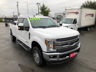 Used 2019 Ford F-350 Lariat 6.7L Diesel for sale in Langley, BC