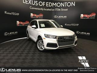 Used 2018 Audi Q5 Komfort for sale in Edmonton, AB
