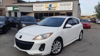 Used 2012 Mazda MAZDA3 GS-SKY NAVI, BACKUP CAM for sale in Etobicoke, ON