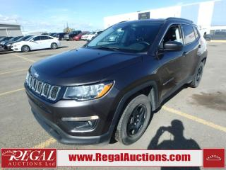 Used 2017 Jeep Compass North 4D Utility FWD 2.4L for sale in Calgary, AB