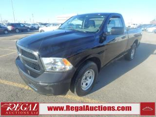 Used 2015 RAM 1500 ST REG CAB SWB 2WD 5.7L for sale in Calgary, AB