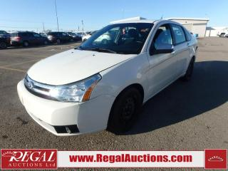 Used 2011 Ford Focus SE 4D Sedan 2.0L for sale in Calgary, AB