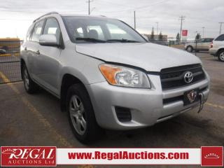 Used 2011 Toyota RAV4 4D Utility 4WD for sale in Calgary, AB