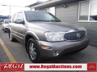 Used 2006 Buick Rainier CXL 4D Utility AWD for sale in Calgary, AB