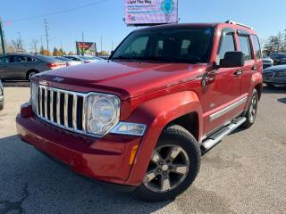 Used 2008 Jeep Liberty Sport * 4WD * for sale in London, ON