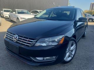 Used 2013 Volkswagen Passat COMFORTLINE for sale in Kitchener, ON