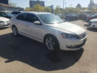 Used 2012 Volkswagen Passat 2.0 TDI DSG Highline for sale in Kitchener, ON