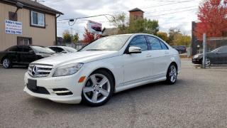 Used 2011 Mercedes-Benz C-Class C 300 for sale in Kitchener, ON