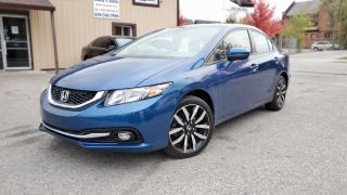 Used 2015 Honda Civic Touring for sale in Kitchener, ON