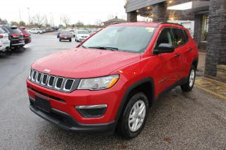 New 2020 Jeep Compass Sport for sale in Bracebridge, ON