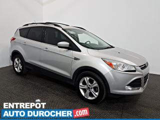 Used 2014 Ford Escape SE Automatique - AIR CLIMATISÉ - Caméra de Recul for sale in Laval, QC
