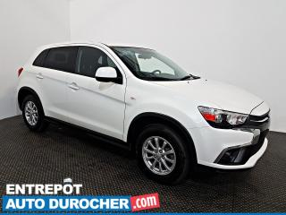 Used 2018 Mitsubishi RVR SE AWD Automatique - A/C - Sièges Chauffants for sale in Laval, QC
