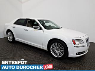 Used 2011 Chrysler 300 Limited NAVIGATION - AIR CLIMATISÉ - Cuir for sale in Laval, QC