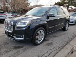 Used 2016 GMC Acadia AWD 4DR DENALI for sale in Toronto, ON