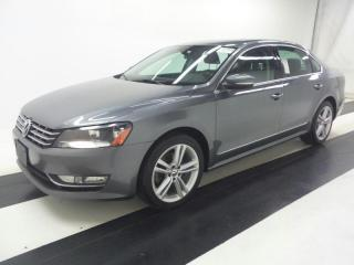 Used 2013 Volkswagen Passat 4dr Sdn 2.0 TDI Comfortline for sale in Barrie, ON