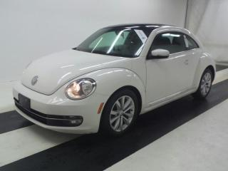 Used 2013 Volkswagen Beetle 2dr Cpe 2.0L TDI DSG for sale in Barrie, ON