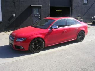 Used 2010 Audi S4 4dr Sdn S tronic for sale in Richmond Hill, ON