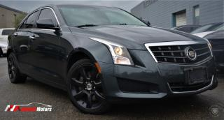 Used 2014 Cadillac ATS 4DR SDN 2.0L AWD for sale in Brampton, ON