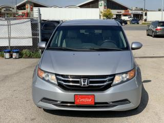 Used 2014 Honda Odyssey 4DR WGN EX for sale in Woodbridge, ON