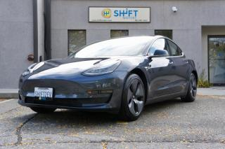 Used 2018 Tesla Model 3 LONG RANGE RWD ENHANCED AUTOPILOT, PREMIUM INTERIOR, ONE OWNER! for sale in Burlington, ON