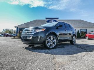 Used 2013 Ford Edge SEL- BLUETOOTH- BACKUP CAMERA- BLUETOOTH for sale in Essex, ON