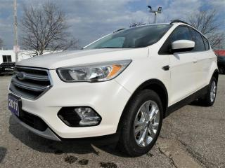 Used 2017 Ford Escape SE | Heated Seats | Remote Start | Back Up Cam for sale in Essex, ON