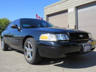 Used 2011 Ford Crown Victoria P71 Police Interceptor for sale in Scarborough, ON