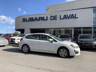 Used 2015 Subaru Impreza 2.0i Awd Hatchback for sale in Laval, QC