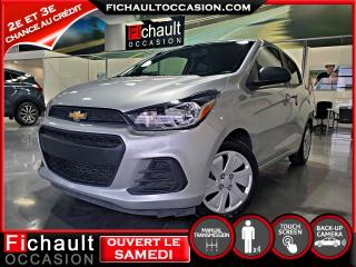 Used 2016 Chevrolet Spark LS  53$/ SEM GARANTIE 2ANS/40000KM for sale in Châteauguay, QC