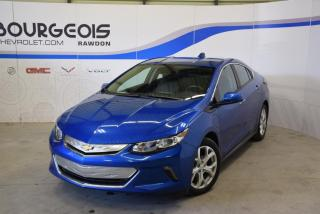 Used 2017 Chevrolet Volt *** LTZ PREMIER, CUIR, caméra de recul *** for sale in Rawdon, QC