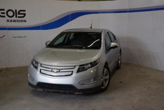 Used 2014 Chevrolet Volt *** Bose, 0L / 100KM!!! *** for sale in Rawdon, QC
