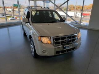 Used 2012 Ford Escape 4 RM, 4 portes, Limited for sale in Montréal, QC