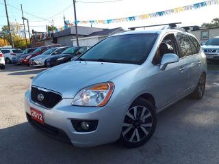 Used 2012 Kia Rondo EX w/3rd Row,Certified for sale in Oshawa, ON