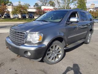 Used 2008 Chrysler Aspen Limited AWD for sale in Dundas, ON