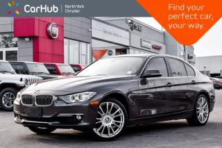 Used 2015 BMW 3 Series 328i xDrive|Lighting.Pkg|Sunroof|Navi|Sat.Radio|Backup_Cam|Key-less Go| for sale in Thornhill, ON